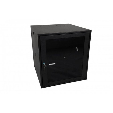 GFORCE MINI RACK 12UX19X470MM PRETO